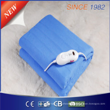 Одобрение Ce GS CB Электрическое нагревательное одеяло с таймером автоматического выключения