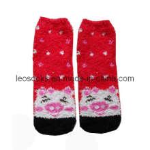 Дети красочные носки мультфильм этаж (DL-BR-07)