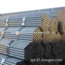 Hot dip galvanized steel pipe for structureNew