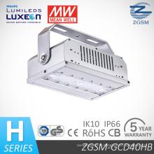 Lumière de Philips Chips LED Low Bay 40W avec 5 ans de garantie