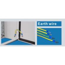 Cable de tierra para gabinete / gabinete