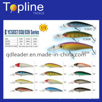 High Quality Jig Head Wobbler Jigging Lure with Ycs Series