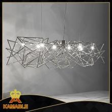 Lampes contemporaines à carreaux métalliques contemporaines (KA52013)