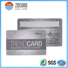 Offset Printing Hotel Member PVC Card for Customized
