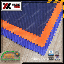 En11611/En11612 Drill Pure Cotton Fire Retardant Fabric for Coverall in Fire Industry