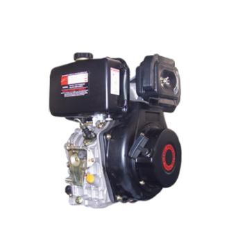 Motor a diesel de cilindro único refrigerado a ar de 2,5 kw