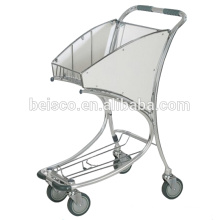 CE and ISO approved hotel luggage cart/luggage cart/small luggage cart