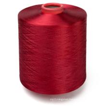 Wholesale Slight-intermingled Polyester DTY SIM Yarn