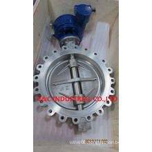 API609 Metal Seal Stainless Steel Lug Butterfly Valve
