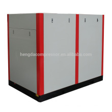 Uso industrial do compressor de ar 250kw do hengda nanjing