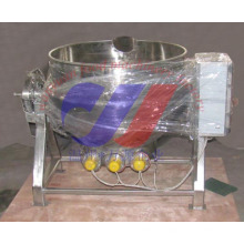 Stainless Steel Sandwich Boiler (50-1000L)