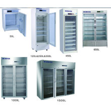 Biobase certificado CE 2-8 centígrados 50L-1500L refrigerador médico