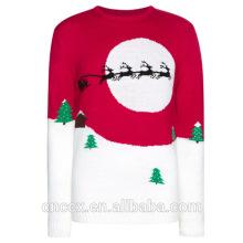 14STC8020 2016 suéter de Natal feio