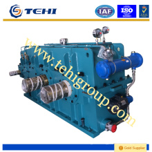 Double Reduction Worm Gear Speed Reducer