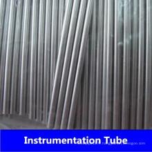 Tube en acier inoxydable Ss 304 EN10217-7 de l'automobile