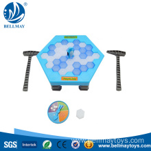 Ice Breaking Penguin Game Funny Toy