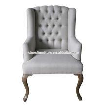 Chaise d'accoudoir rembourré (style français) XF1011