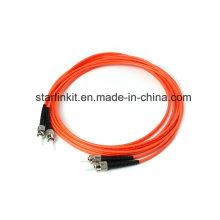 Волоконно-оптический патч-кабель St до Om Om2