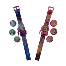 plastic toys disc toys watch kids watch