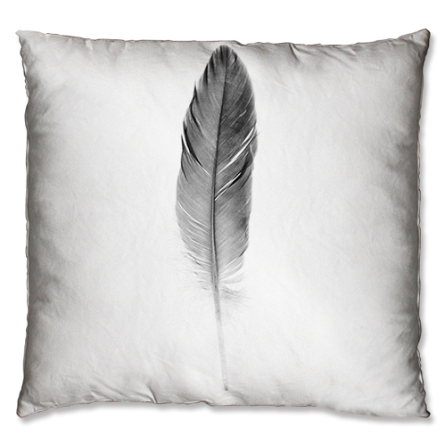 feather design cushion (2)