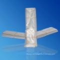 Super Transparente Polyolefin Heat Shrink Bolsas planas para alimentos e artigos Embalagem com FDA Aprovado (XFF15)