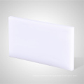 Opalescent perspex price 10mm white acrylic sheet
