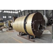 Caldera de vapor horizontal (de gas)