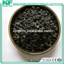 coque de petrolum calcinado con alto contenido de azufre (S <2%)