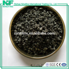 high sulphur(S<2%) calcined petrolum coke