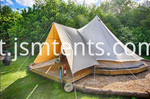 outdoor waterproof tarps camping bell tent