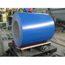 Color coated and galvanized steel coil