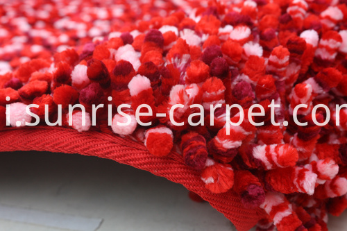 Chenille Space Dyed Mat