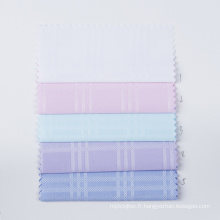 Tissu Dobby Modal Tissu à carreaux Tissu uniforme Élégant