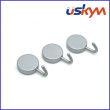 Magnetic Picture Hooks Neodymium Magnet Pot (H-004)
