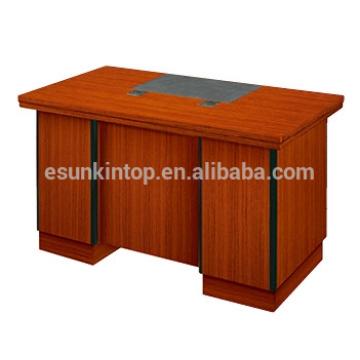Mobiliário de escritório profissional preço barato mesa de trabalho