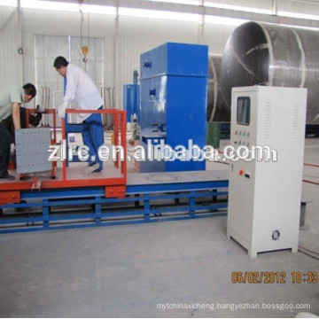 GRP/FRP tank making filament wound machine