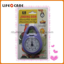 Promotional /Professional Portable Maximum 5kgs Spring Scale