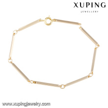 74547 Xuping Fine Jewelry New Design Gold Bracelet With Good Quality