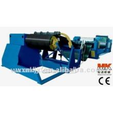 equipo de procesamiento de corte o corte de bobinas de acero