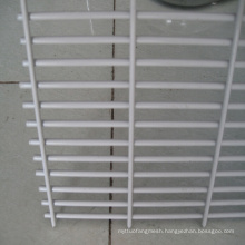 Anti- Climp Enhance Security 358 Wire Mesh Fence