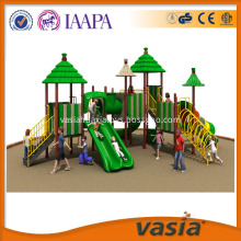 Safe EU Standard Outdoor Children Play Slide Playground Equipment