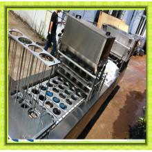 Máquina de selagem de enchimento de geléia de controle PLC