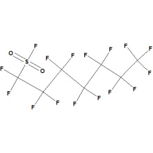 Fluoreto de pentadecafluoro-1-heptanossulfonilo N ° CAS 335-71-7