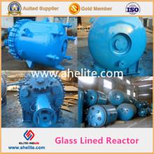 ASME Certification Jacket Glass Lined Reactor Glass Lined Vessel 100L - 20000L