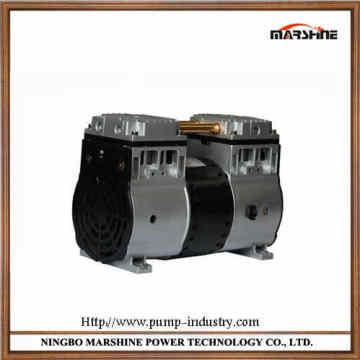 Pompe à air aspirateur 220V rotatives horizontales huile piston libre