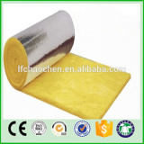sound insulation heat preservation glass wool blanket with aluminum foil