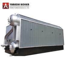 Machine de chaudière alimentée par la biomasse de charbon de tube d'eau de SZL