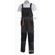 65%Polyester 35%Cotton Workwear Work Bib Pants