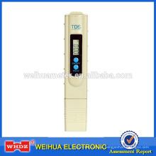 PH-Meter-Stift-Art Digital-Ph-Meter Taschengröße pH-Meter-Wasser-Qualitätsprüfvorrichtung TDS-2