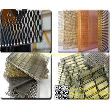 Metall-Sieb Mesh für Glas